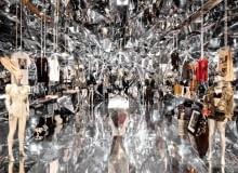 Wnętrza sklepu Nicoli Formichettiego w Nowym Jorku