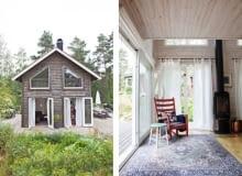 letni dom, działka, jak urządzić dom na lato