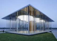 Cloud Pavilion w Sznghaju