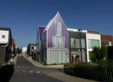 Nowa Lejda (Nieuwe Leyden) - dzielnica zaprojektowana przez MVRDV