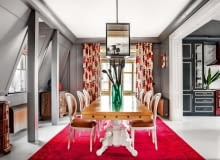 mieszkanie, aranzacja wnetrz, apartament, poddasze, kamienica, projektowanie wnetrz