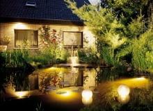 instalacja elektryczna w ogrodzie, elektryka w ogrodzie, elektryka wokół domu