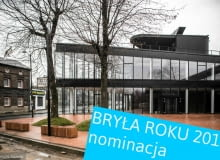 Nowy dom kultury w Dębie