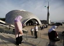 Nowy meczet w Rijece w Chorwacji