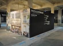 """Wystawa """"Przekierowanie. O zmianie w architekturze"""" podczas Łódź Design 2011"""