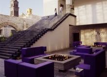 legoretta legoretta, meksyk, zabytki, renowacja, hotel, zabytek, Hotel La Purificadora