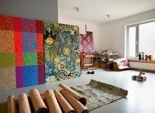 sztuka, malarstwo, olga wolniak, obrazy