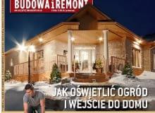 Okładka miesięcznika Ładny Dom 12/2012