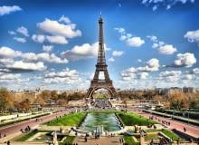 Paryż zabytki - Wieża Eiffla, Francja