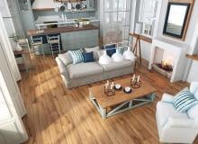 Jak ciekawie wykorzystać drewno w domu?