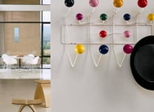 wieszak Hang It All; projekt: Ray i Charles Eames