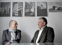 Grzegorz Stiasny i Jakub Wacławek
