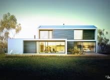 Dom (nie) typowy - wizualizacja