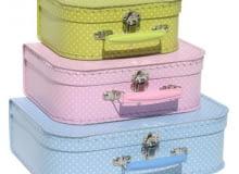 walizki, dzieci, pokój dziecięcy