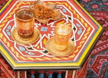 styl marokański, styl orientalny wystrój wnętrz