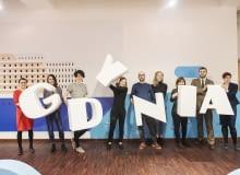 NIEMAPA - premiera spacerownika po Gdyni