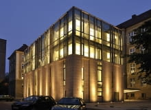 Biblioteka Wydziału Filologii Polskiej i Klasycznej Uniwersytetu Adama Mickiewicza , neostudio