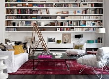 mieszkanie w Paryżu, nowoczesne mieszkanie, przytulne mieszkanie, przytulne wnętrze, stylowe wnętrze