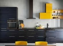 kuchnia, kolor żółty