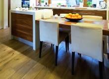 Olejowana podłoga wymaga starannej pielęgnacji już od początku użytkowania
