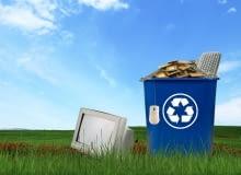 Pamiętajmy, że elektrośmieci to bardzo niebezpieczne odpady. Muszą być składowane w odpowiednich, specjalnie do tego celu przeznaczonych miejscach.