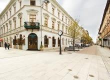 Nowe podwórzce w Łodzi