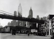 'Kiedy katedry były białe' to efekt pierwszej podróży legendarnego architekta do Ameryki.