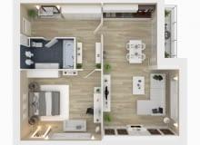 Jak dopasować powierzchnię poszczególnych pomieszczeń?