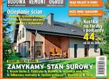 miesięcznik budowlany, miesięcznik Ładny Dom, wydanie kwiecień 2015
