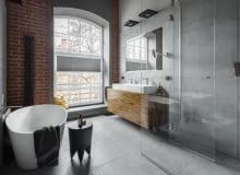 Prysznic walk-in - zobacz pomysły