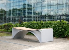 Ławka miejska dla Strasburga