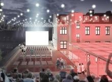 Projekt przebudowy siedziby Estrady Poznańskiej - AMC M. Chołdzyński