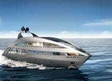 Yacht Plus Norman Foster
