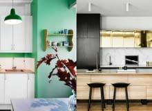 kuchnia, wnętrza, styl skandynawski, wyposażenie wnętrz