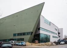 Nowa siedziba ASP w Katowicach