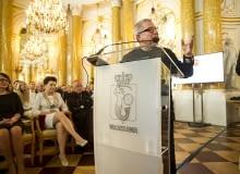 Ceremonia przyznania Nagrody Miasta Stołecznego Warszawy, 31 VII 2018 r.