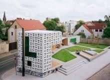 Biblioteka w Magdeburgu
