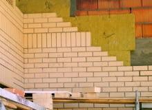 ściana trójwarstwowa, murowanie z klinkieru, ściana z klinkieru, klinkier, murowanie ściany, ściana zewnętrzna