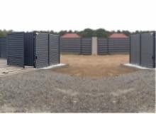 Aluminiowe bramy, furtki i przęsła. QUALUM - nowoczesne rozwiązania
