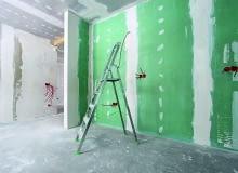 ściany działowe, systemy suchej zabudowy, płyty kartnowo-gipsowe