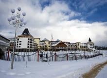 03.01.2011 KARPACZ , CZTEROGWIAZDKOWY HOTEL GOLEBIEWSKI , NAJWIEKSZY HOTEL W KARPACZU .