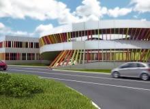 Centrum przesiadkowe w Brynowie w Katowicach