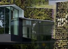 ekologia, holandia, publiczne, fasada, elewacja, architektura organiczna