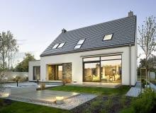 projekt domu jednorodzinnego, projekty domów