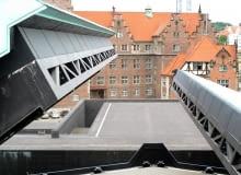 Teatr Szekspirowski w Gdańsku, projekt: Renato Rizzi,