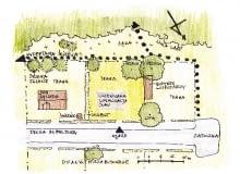 Na rozmowę z architektem warto przygotować sobie notatki i szkic, gdzie możliwie precyzyjnie opiszemy naszą działkę, jej położenie, sąsiedztwo, ważne detale najbliższego otoczenia.