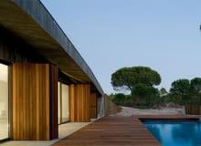 dune house, portugalia, dom jednorodzinny, pereira miguel arquitectos