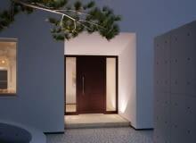 Dobrej jakości drzwi wejściowe zabezpieczone przed wyważeniem to podstawa ochrony przeciwwłamaniowej