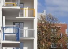 Osiedle mieszkaniowe Art Modern w Łodzi, projekt: SooN architekci