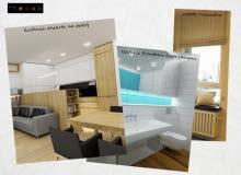 kolor, wnętrza, meble, salon, porady architektów